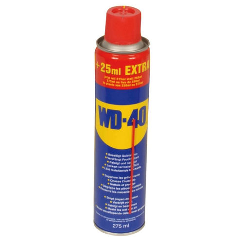 WD40 Multifunktionsspray 250 + 25 ml