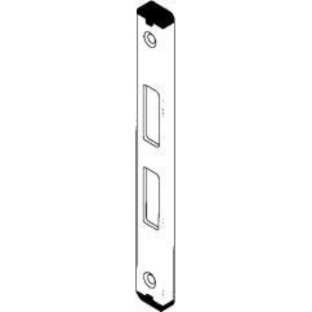 Top KFV U-Profil Schließblech 3625-06-24 G 24x245mm kantig DIN L-R ZC11